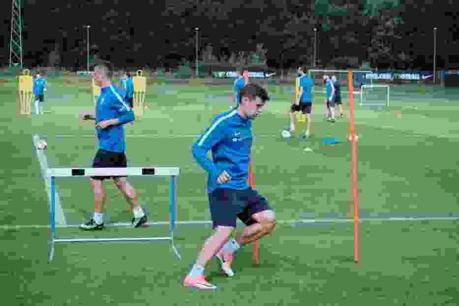W weekend 2-3 września będzie można trenować z piłkarzami Lecha Poznań