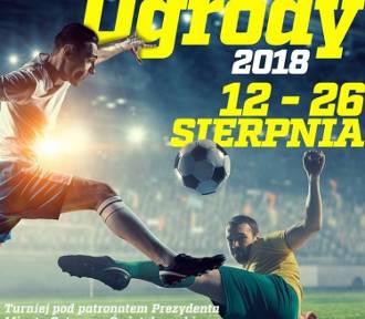 Rusza największa impreza piłkarska w Ostrowcu - Turniej Ogrody 2018