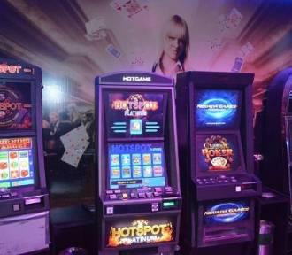 Rybniccy policjanci zabezpieczyli nielegalne automaty do gier