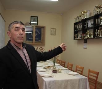 Świetlica wiejska to perełka Królewskiej Woli, a sołtysem jest ósmą kadencję pan Bronisław Krawczyk