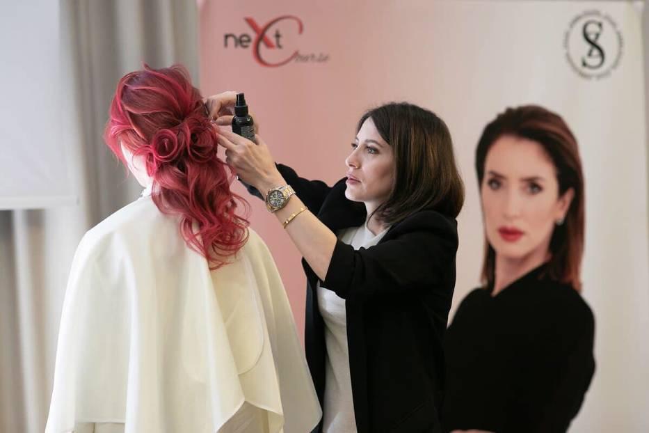Zuhra Sulliewa - rosyjska stylistka z Dubaju