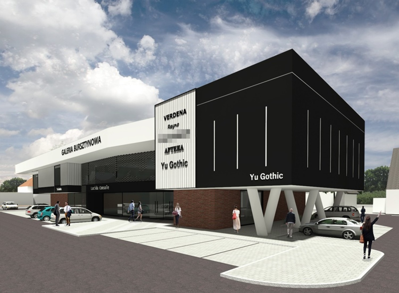 centra handlowe Pruszcz Gdański