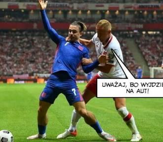 Polska - Anglia 1:1 MEMY Lewandowski, Szymański, GOL. To recepta na sukces