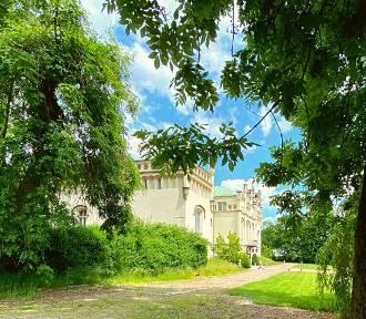 Luksusowy pałac w Małopolsce trafił na licytację komorniczą!