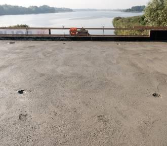 Nowa płyta nośna mostu w Bernardynce