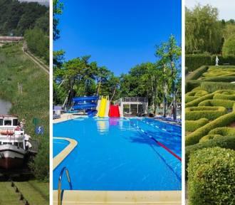 Atrakcje turystyczne i miejsca idealne na jednodniową wycieczkę po północnej Polsce!
