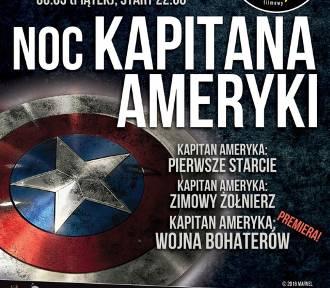 """""""Kapitan Ameryka: Wojna bohaterów"""". Wygraj bilety na nocny maraton z bohaterami Marvela! [KONKURS]"""