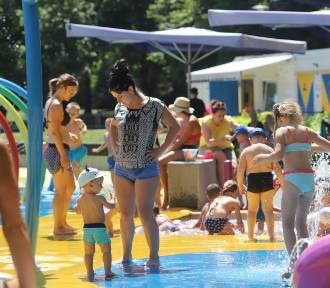 Wodne place zabaw w Katowicach. Tak radzimy sobie w czasie upałów