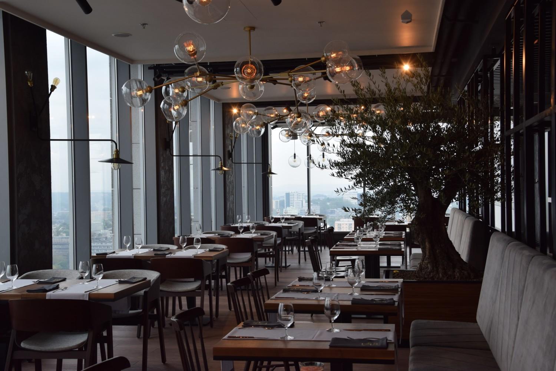 27th Floor - restauracja na 27. piętrze Altusa