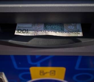 Okradał bankomaty w Lublinie i Kraśniku.Grozi mu 5 lat więzienia