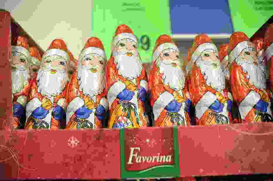 W sklepach jest już świąteczny asortyment