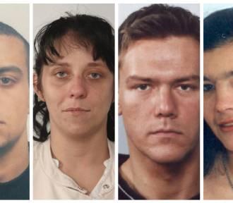 Tych mieszkańców województwa łódzkiego szuka policja. Dopuścili się kradzieży ZDJĘCIA