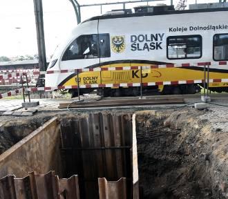 Remont dworca PKP w Legnicy, będą 4 windy
