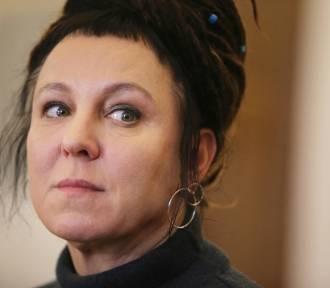 Olga Tokarczuk okradziona! Złodzieje włamali się do jej domu we Wrocławiu