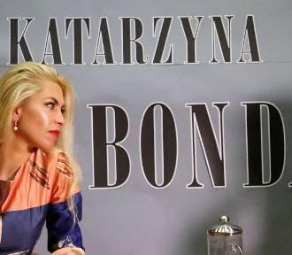 Królowa polskiego kryminału Katarzyna Bonda w Złotowie [ZDJĘCIA]