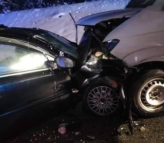 Tragiczny wypadek pod Białymstokiem. Jedna osoba nie żyje, trzy są ranne