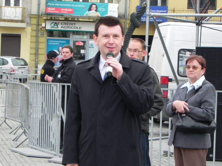 Poseł Jarosław Górczyński będzie nowym Prezydentem Ostrowca Świętokrzyskiego