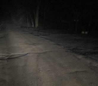 W Osieku samochód osobowy potrącił pieszego. Policja szuka sprawcy i świadków