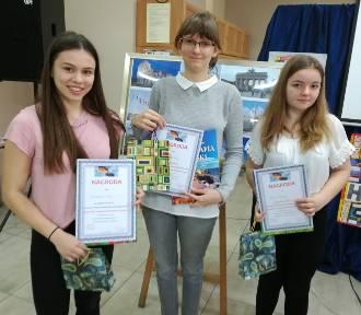 Językowy konkurs w ZSP 1 w Radomsku [ZDJĘCIA]