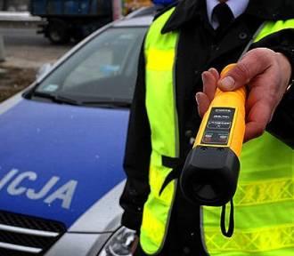 Pijani w Nowy Rok wsiadali za kierownicę. 40-letni mieszkaniec powiatu zduńskowolskiego jazdę