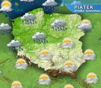 Pogoda na piątek, 22 października. Wiatr nie osłabnie, a temperatura jeszcze spadnie