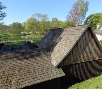 Kuźnia Wodna będzie miała największy dach gontowy w Gdańsku