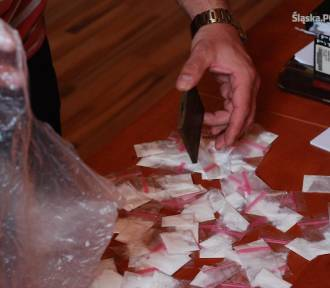 44-latek handlował amfetaminą i marihuaną