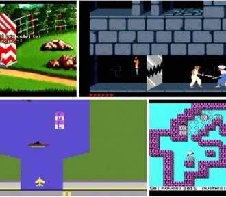 Jak dobrze znasz stare gry komputerowe? Sprawdź się! [QUIZ]