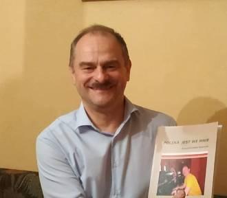 Krotoszynianin wydał kolejną książkę [ZDJĘCIA]