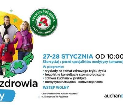 96ee565e9f3c28 Targi Zdrowia i Urody Centrum Handlowe Auchan Poczesna Poczesna ...