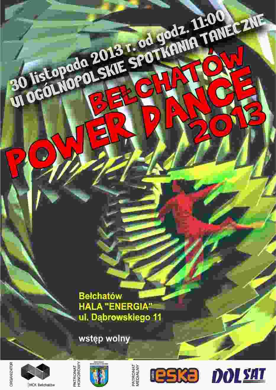Bełchatów Power Dance 2013