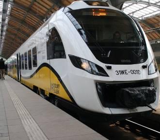 Już na początku grudnia dojedziemy koleją do Wrocławia!