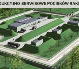 Centrum rakietowe pod Warszawą. Postaną tu naddźwiękowe pociski do zwalczania okrętów. Właśnie