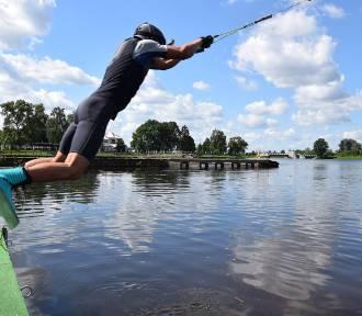 Adrenalina na desce za wyciągiem w Wakestok w Wasilkowie [zdjęcia]