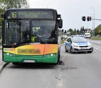 Starogard Gd. Śmiertelny wypadek w zatoce autobusowej