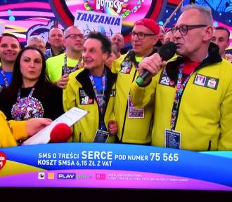 WOŚP Gniezno 2020: za nami bieg z Gniezna do Warszawy!
