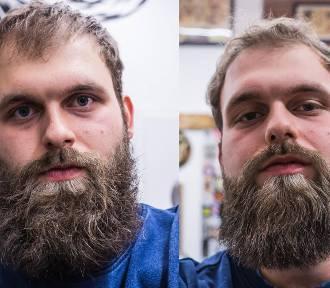 Jak golić brodę? Tak wygląda wizyta u barbera - chwila relaksu wyłącznie dla mężczyzn [WIDEO]