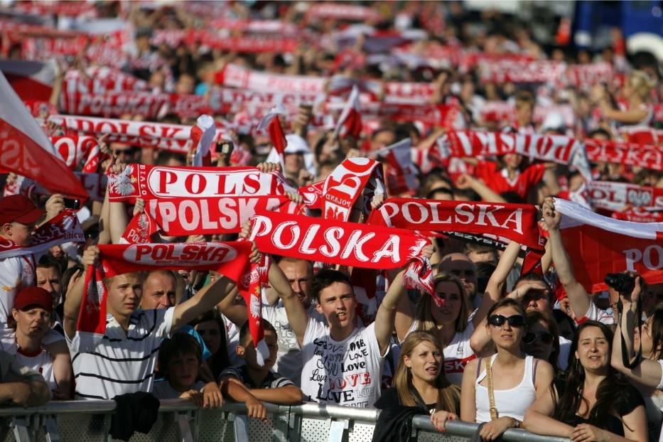Wspominamy Euro w Polsce! Oto najlepsze zdjęcia z ostatniej edycji turnieju! [GALERIA]