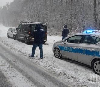 Dolny Śląsk. Śnieżny armagedon. Trudna sytuacja na drogach, będzie jeszcze gorzej [PROGNOZA