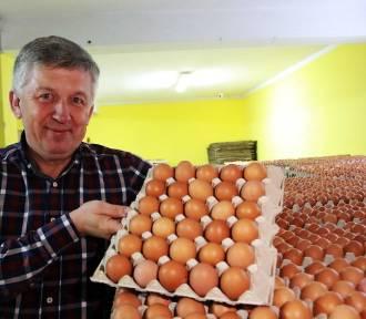 Producenci jaj zachęcają do wspierania lokalnych biznesów