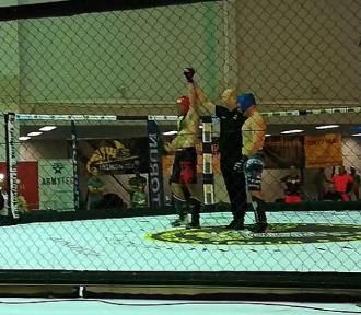 Mundurowy z Pucka w czołówce najlepszych zawodników MMA. Zajął trzecie miejsce w VI Mistrzostwach