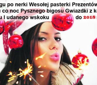 Życzenia bożonarodzeniowe do wysłania: Facebook, SMS