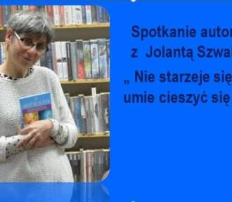 Straszyn: W czwartek w Mediatece spotkanie autorskie z Jolantą Szwalbe