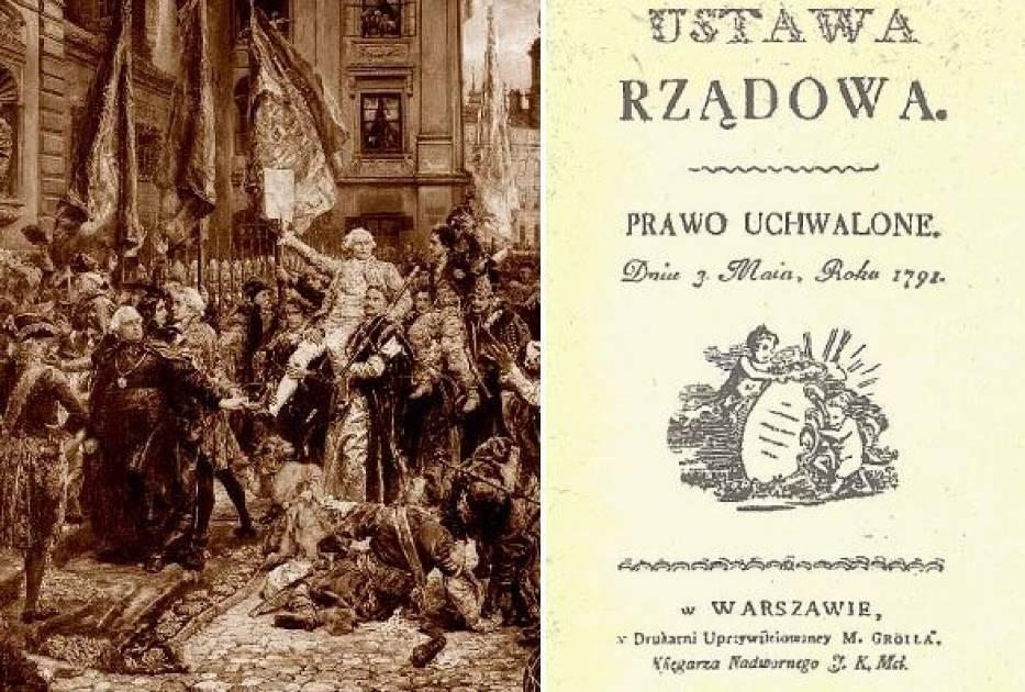 Obchody uchwalenia Konstytucji 3 Maja w Warszawie