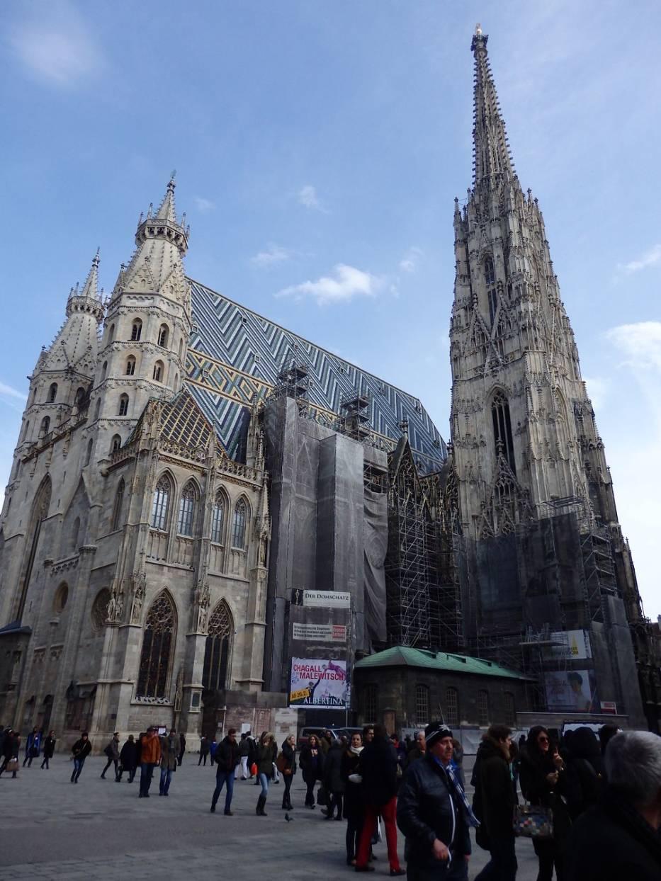 Wiedeń - Katedra św