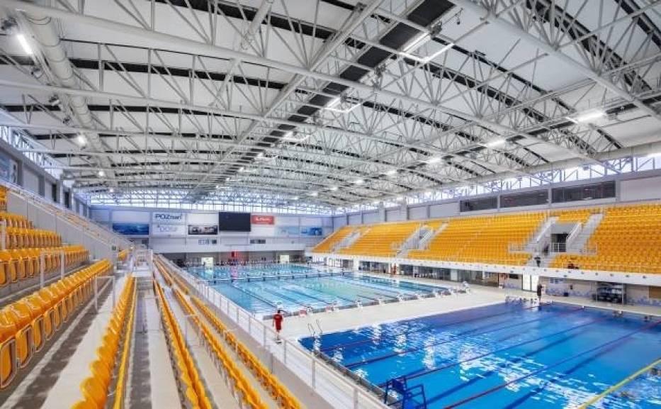 Termy Maltańskie w PoznaniuInwestor: Inwestor PublicznyStart realizacji: 2008Koniec realizacji: 2011Kubatura: 253 659 m3Powierzchnia: 41 300 m2