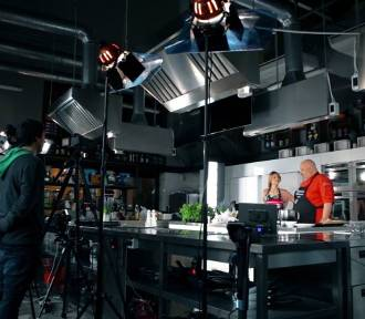 Artysta w kuchni. Tak powstaje program z udziałem gwiazd!