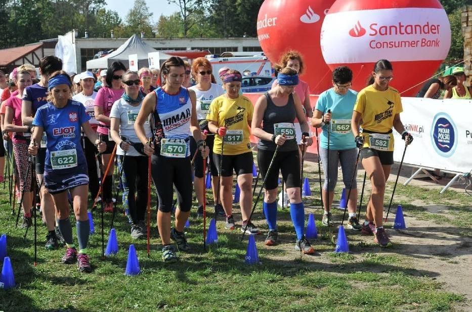 Puchar Polski Nordic Walking w Hajnówce