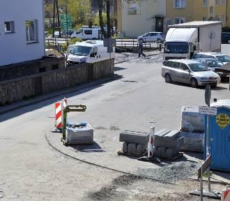 Urząd Miasta Malborka informuje o utrudnieniach, wynikających z remontu ulicy Kościuszki