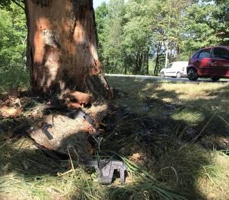 Tragiczny wypadek. Zginął policjant z Oleśnicy. Miał 32 lata. Znamy szczegóły